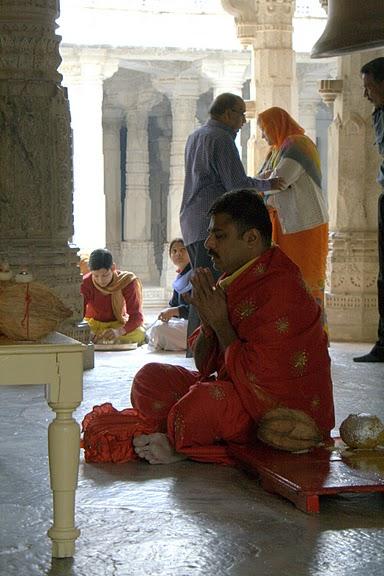Храмовый комплекс Ранакпур - Jain Temples, Ranakpur 37439