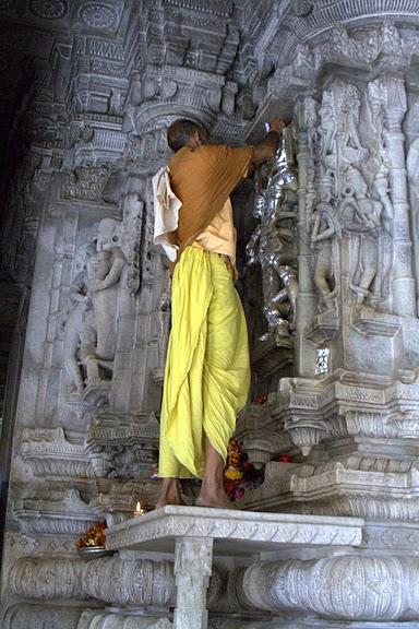 Храмовый комплекс Ранакпур - Jain Temples, Ranakpur 39404