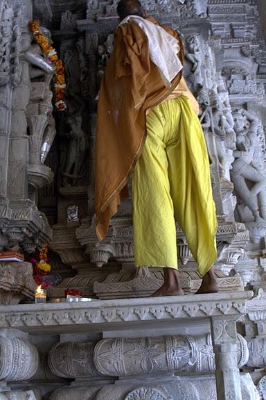 Храмовый комплекс Ранакпур - Jain Temples, Ranakpur 10028