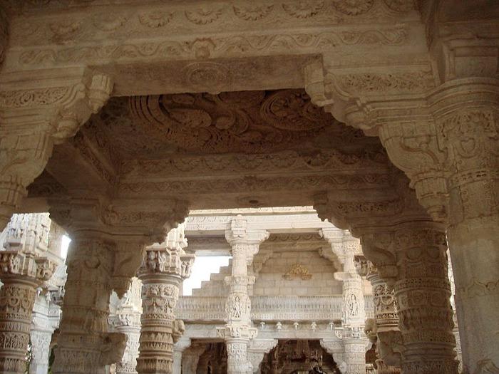Храмовый комплекс Ранакпур - Jain Temples, Ranakpur 36351