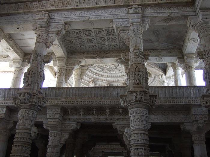 Храмовый комплекс Ранакпур - Jain Temples, Ranakpur 41580