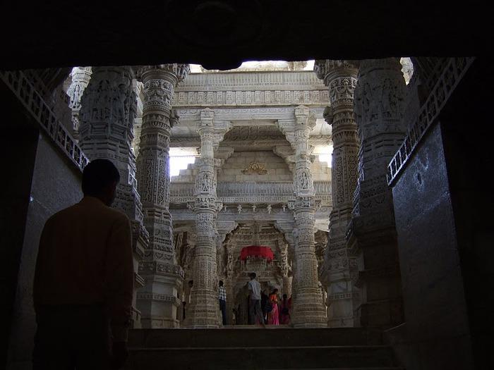 Храмовый комплекс Ранакпур - Jain Temples, Ranakpur 88829
