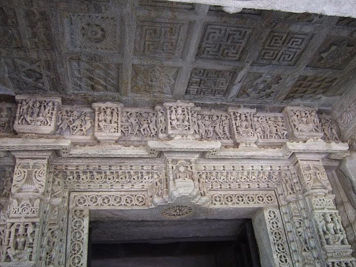 Храмовый комплекс Ранакпур - Jain Temples, Ranakpur 44783