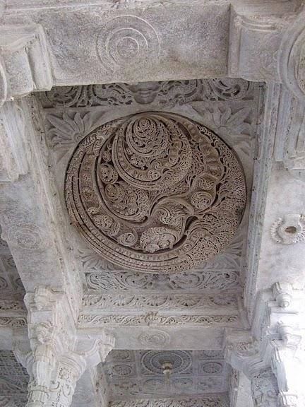 Храмовый комплекс Ранакпур - Jain Temples, Ranakpur 51941