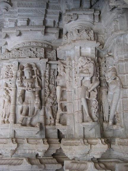 Храмовый комплекс Ранакпур - Jain Temples, Ranakpur 53570