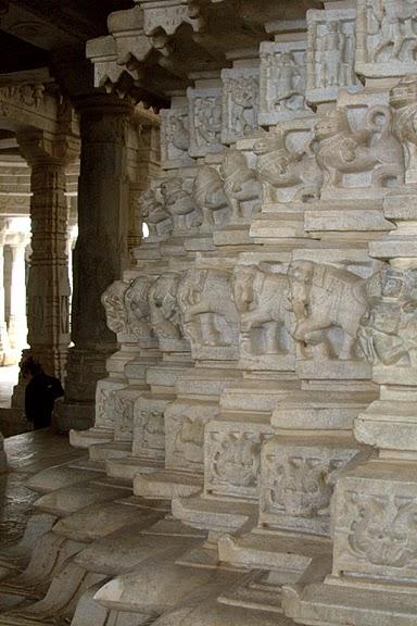 Храмовый комплекс Ранакпур - Jain Temples, Ranakpur 28208