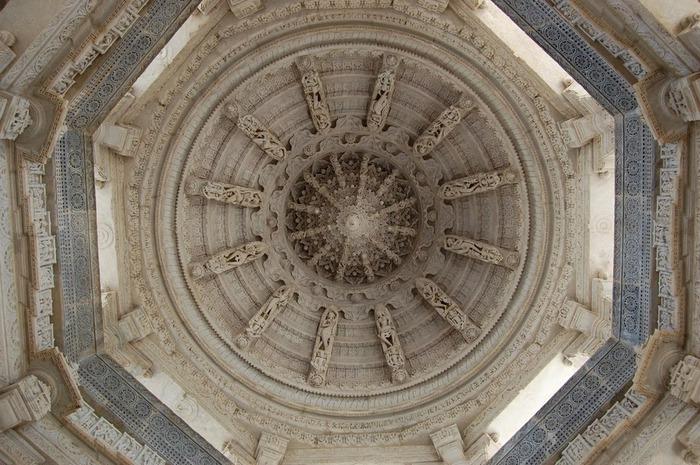 Храмовый комплекс Ранакпур - Jain Temples, Ranakpur 49127