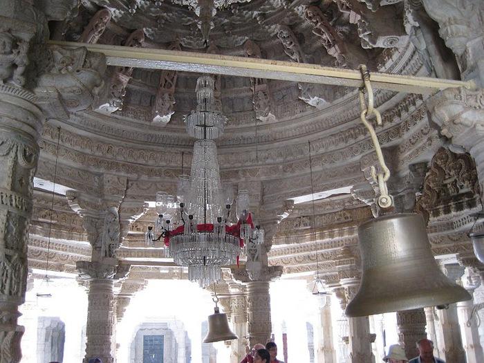 Храмовый комплекс Ранакпур - Jain Temples, Ranakpur 76074
