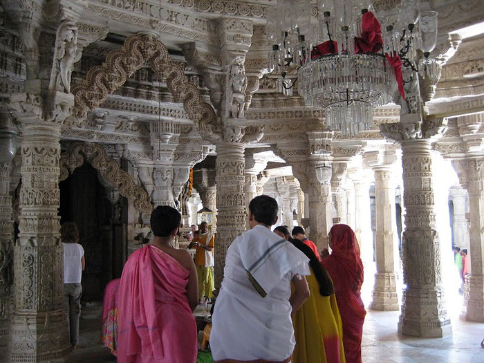 Храмовый комплекс Ранакпур - Jain Temples, Ranakpur 19762