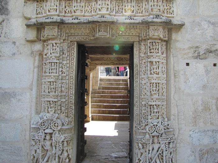 Храмовый комплекс Ранакпур - Jain Temples, Ranakpur 62043