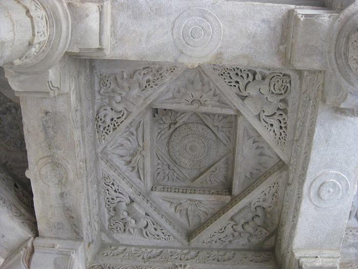 Храмовый комплекс Ранакпур - Jain Temples, Ranakpur 15634