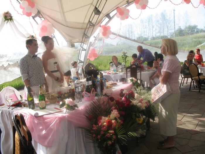 Поздравления на свадьбу от тети для молодоженов