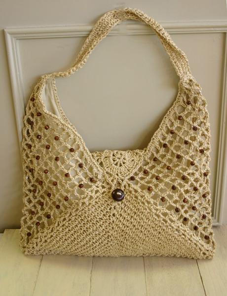 Отменить18 фев 2012 - Оригинальная модель сумки, связанная...