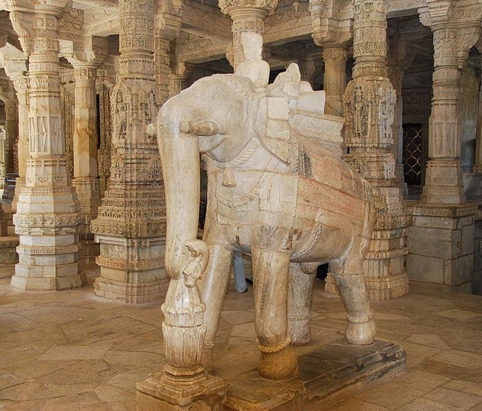 Храмовый комплекс Ранакпур - Jain Temples, Ranakpur 18981