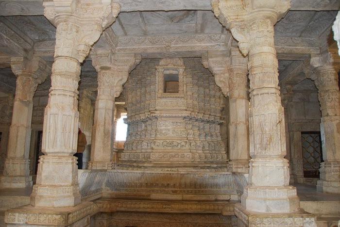Храмовый комплекс Ранакпур - Jain Temples, Ranakpur 84241
