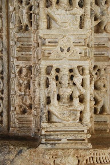 Храмовый комплекс Ранакпур - Jain Temples, Ranakpur 14130