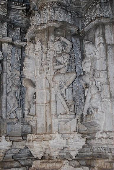 Храмовый комплекс Ранакпур - Jain Temples, Ranakpur 67728