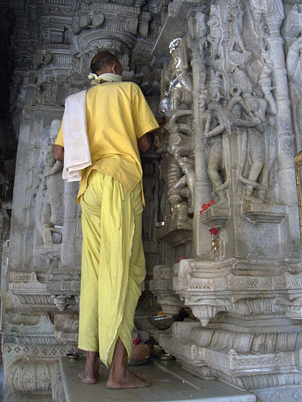 Храмовый комплекс Ранакпур - Jain Temples, Ranakpur 77429