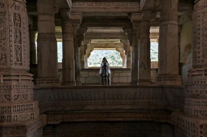 Храмовый комплекс Ранакпур - Jain Temples, Ranakpur 36808