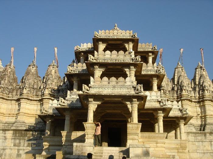 Храмовый комплекс Ранакпур - Jain Temples, Ranakpur 94118