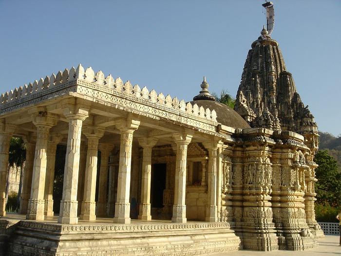 Храмовый комплекс Ранакпур - Jain Temples, Ranakpur 27594