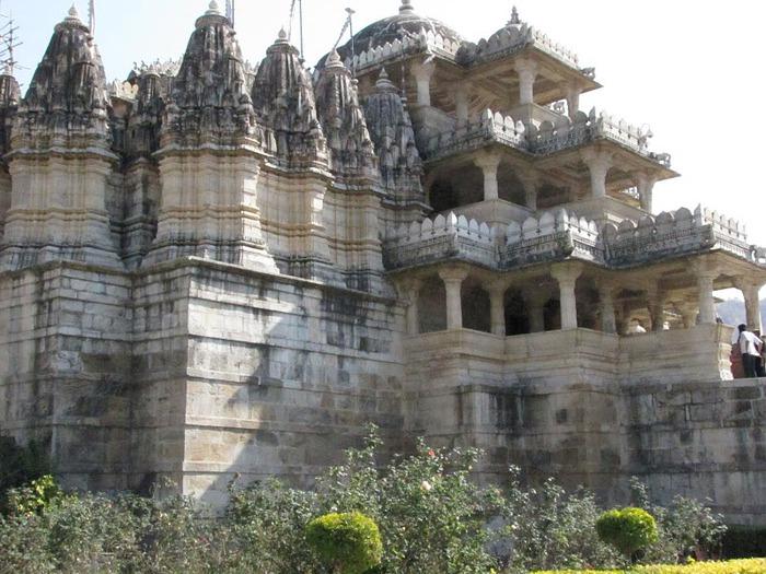 Храмовый комплекс Ранакпур - Jain Temples, Ranakpur 38951