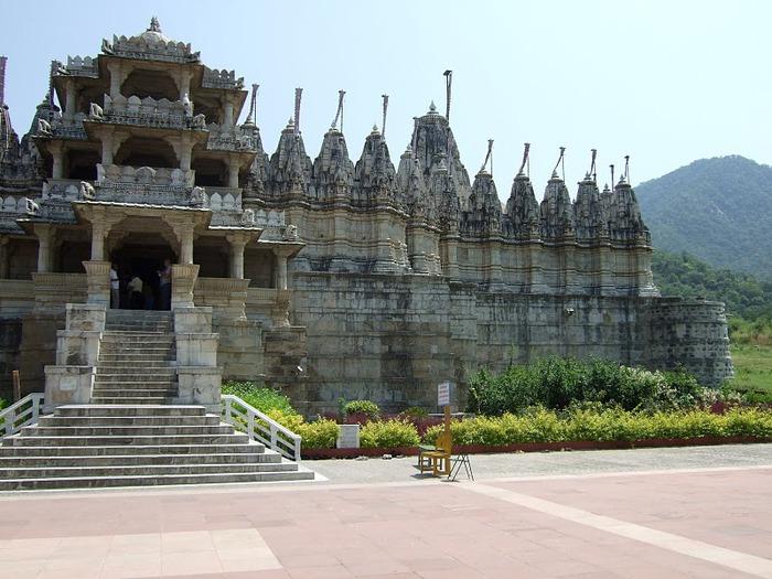 Храмовый комплекс Ранакпур - Jain Temples, Ranakpur 83324
