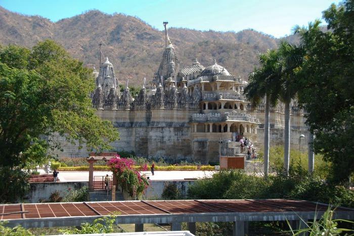 Храмовый комплекс Ранакпур - Jain Temples, Ranakpur 85447