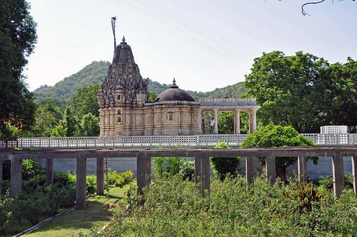 Храмовый комплекс Ранакпур - Jain Temples, Ranakpur 41732