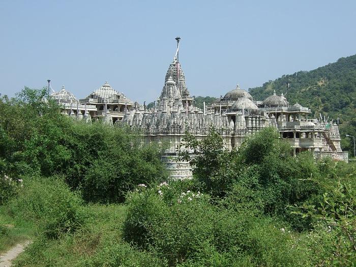 Храмовый комплекс Ранакпур - Jain Temples, Ranakpur 83649