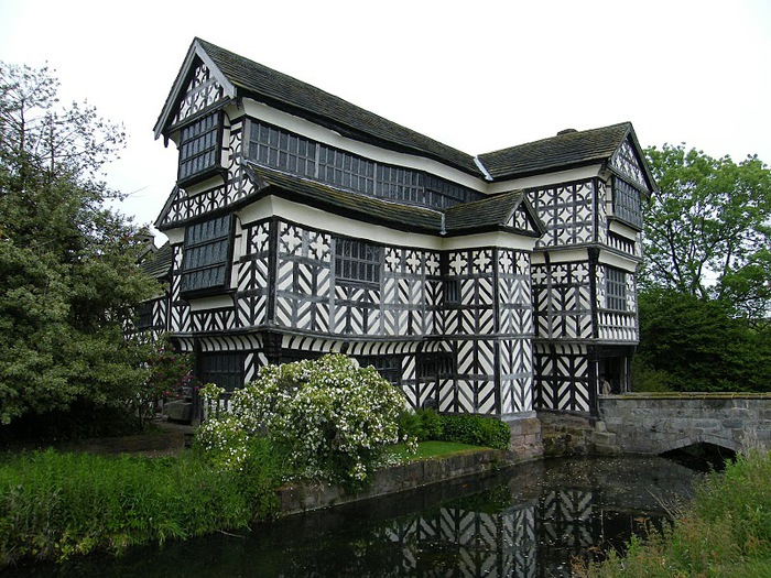 Литтл Моретон Холл - Little Moreton Hall 26821