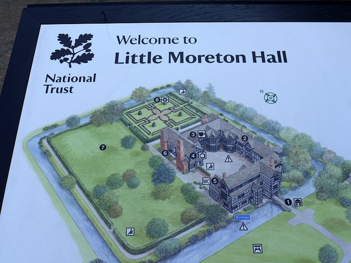 Литтл Моретон Холл - Little Moreton Hall 98901