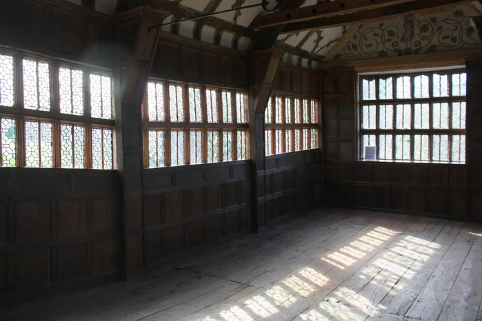 Литтл Моретон Холл - Little Moreton Hall 13171