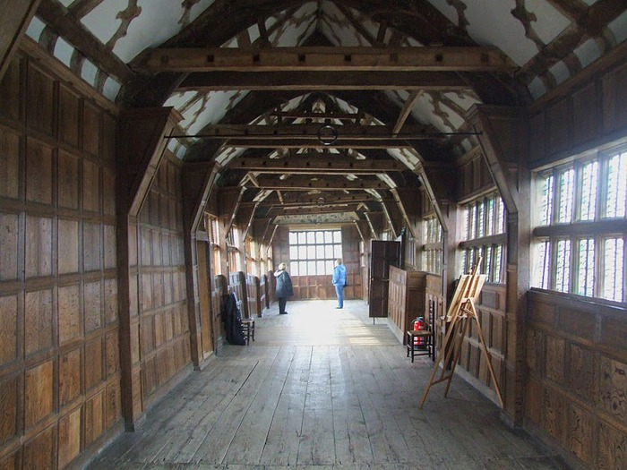 Литтл Моретон Холл - Little Moreton Hall 42591