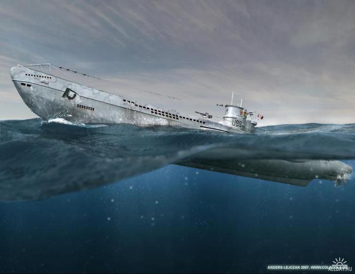 как атакуют подводные лодки термобелье: