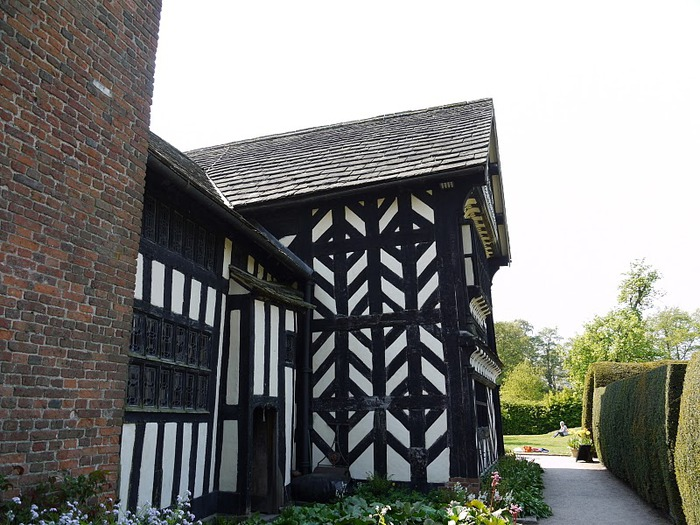 Литтл Моретон Холл - Little Moreton Hall 87200