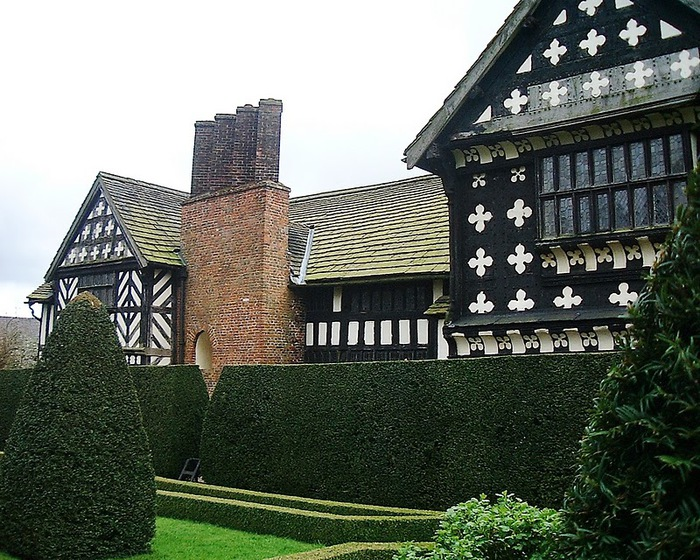 Литтл Моретон Холл - Little Moreton Hall 63423