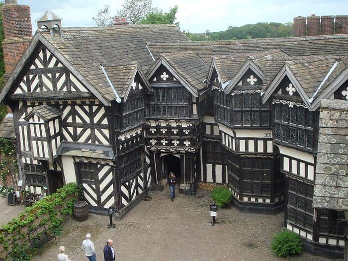 Литтл Моретон Холл - Little Moreton Hall 70011