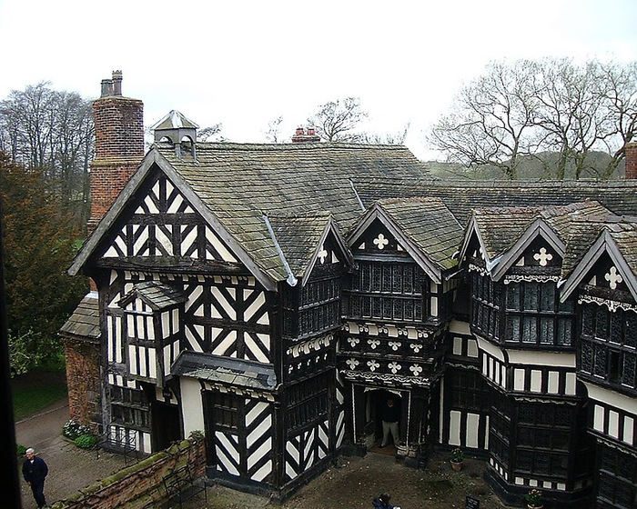 Литтл Моретон Холл - Little Moreton Hall 25049