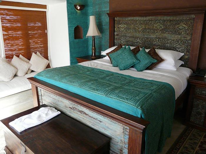 отели Индии и их интерьер 89795