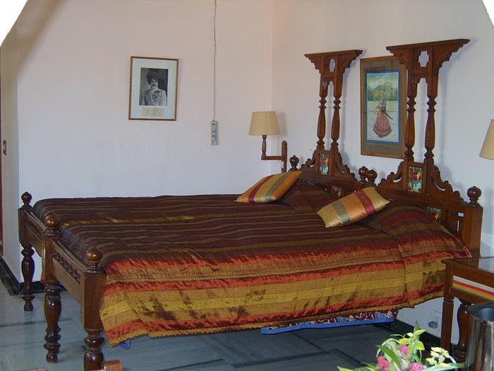 отели Индии и их интерьер 95262