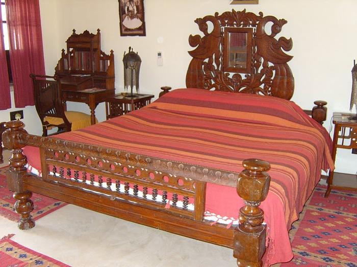 отели Индии и их интерьер 80562