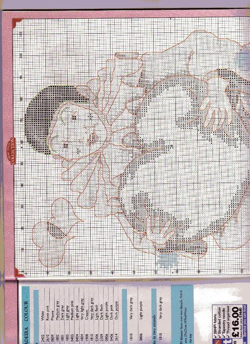 Cross Stitch CollectionJan