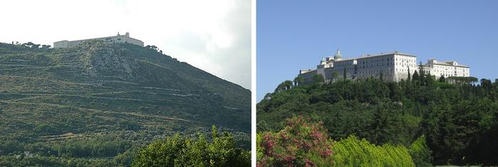 аббатство при монте касино (700x235, 120Kb)