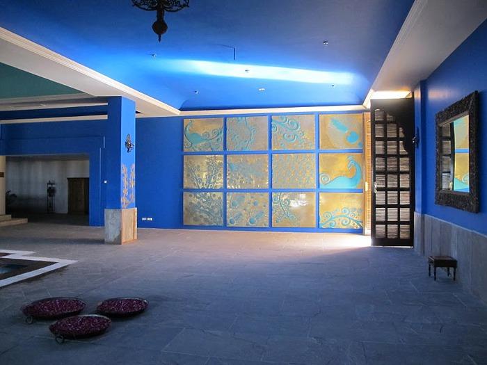 отели Индии и их интерьер 63930