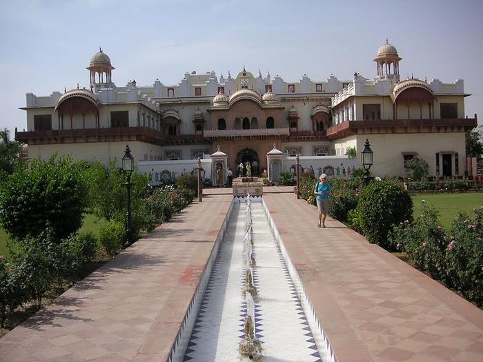 отели Индии и их интерьер 55706