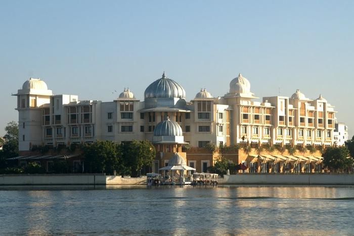 отели Индии и их интерьер 45970