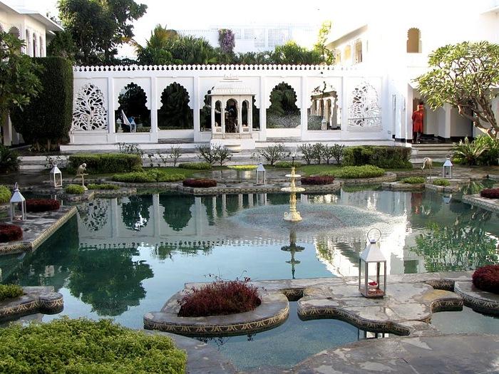 отели Индии и их интерьер 48495