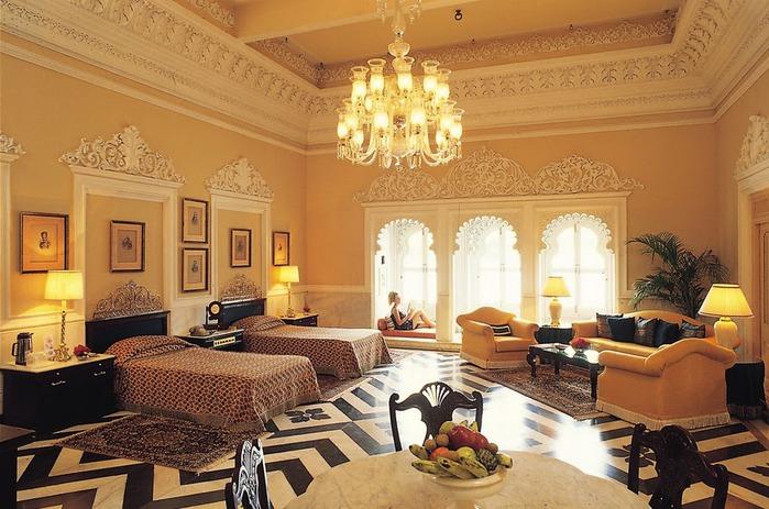 отели Индии и их интерьер 75201