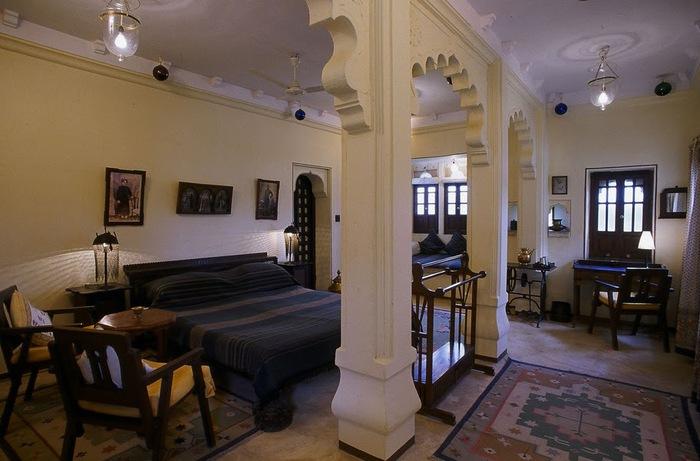 отели Индии и их интерьер 89465